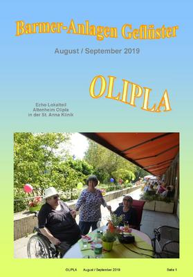 Olipla August September 2019