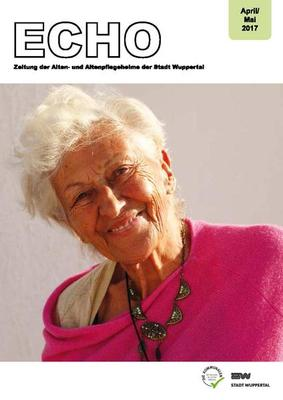 Zeitung Echo APH Cover